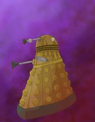 Doctor Who - Dalek by shinga