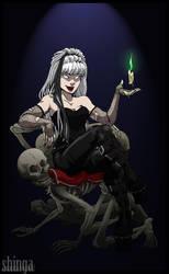 Princess of the Undead by shinga