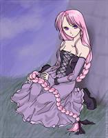 Corset Fairy Tales - Rapunzel by shinga