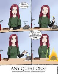 Why I Don't Do PSAs... EVER by shinga