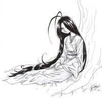 Lonely Spirit by shinga