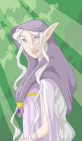 Lady Faeryn by shinga