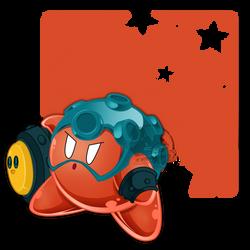 Hakan Kirby by slimthrowed