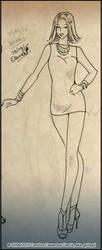 Boceto Arcoiris ~Elegante~ #10 by quinqui
