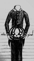 Headless sketch by Probe100