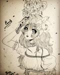 Camila de Montespan by Asma-chan