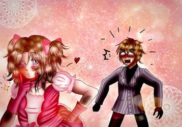 Magical Strike X Salaryman ( Fruk Hetalia ) by Asma-chan