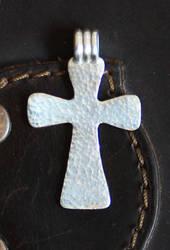 Silver Cross by stian-c