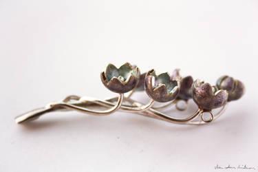 Enameled pendant by stian-c