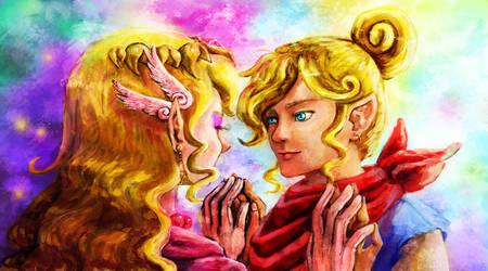 Zelda -- Secret Identity by Jujulica