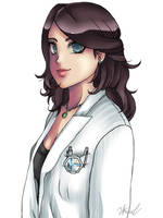 Dr. Cuddy -2nd Edition- by NessaSan