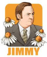 Jimmy by NessaSan