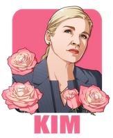 Kim by NessaSan