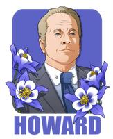 Howard by NessaSan