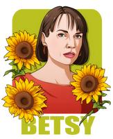 Betsy by NessaSan