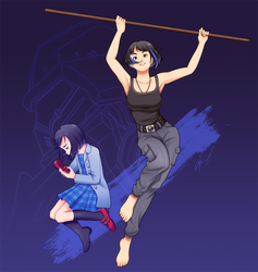 Mako by NessaSan