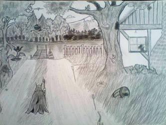 Return home by NemanjaVeselinovic