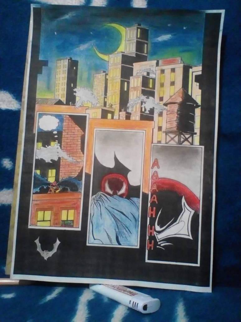 Page 1 - Color by NemanjaVeselinovic