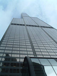 Sears Tower, Chicago by soccer14