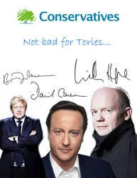 Conservatives Cover Art 1 by GoddessJordana