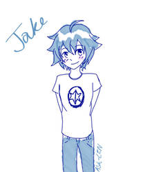 Jake for Ask-Jakehunter by ASK-Len