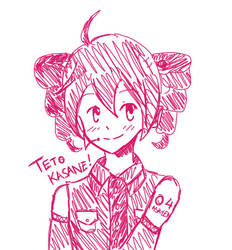 Teto Kasane for Ask-Jakehunter by ASK-Len