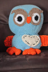 Hoot from ABC's Giggle And Hoot by moonpie2006