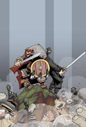 bjorn of the dead by bazazatron