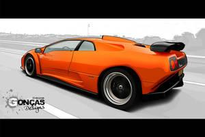 Lamborghini Diablo GT by carguy88