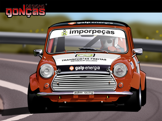 Mini Cooper S by carguy88