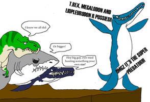 Ultimate Predator my ass by A3DNazRigar