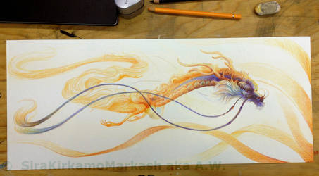 .:24h DrawingEvent:. Chinese Dragon by Zuschke