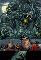 battle chasers page colors by cakes
