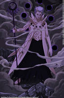 Obito the Sage of the six paths by NanoCigT