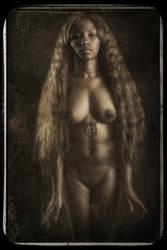 Vintage Goddess by LukiaLacuna