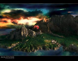 Solitude- Contest Version by shadowmann