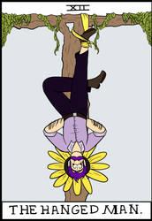 The Hanged Man by TryToSmileMore