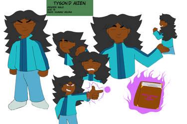 Tysons D Aizen by TheNameWasStacey