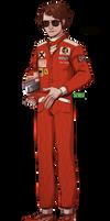 Niki Lauda by RinGreen