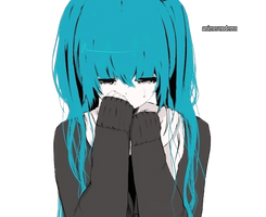 Anime girl render 20 by AnimeRenderss