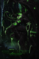 Illidan Stormrage by Rider-GFX