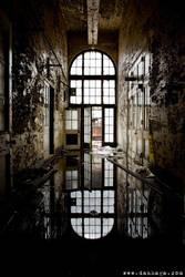 Reflections In A Concrete Eye by SpookyDan