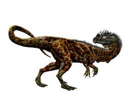 Dilophosaurus wetherilli by Durbed