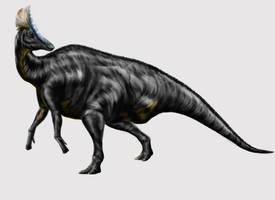 Olorotitan arharensis by Durbed