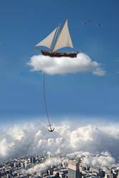 Sailing away... by Adr13n