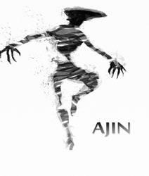 Ajin by Adr13n