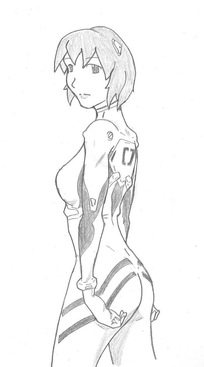 Ayanami by hyphenatedsuperhero