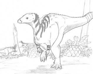 #CamptosaurusChallenge Accepted! by hyphenatedsuperhero