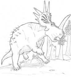 A Prickly Situation by hyphenatedsuperhero