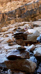Hope stones by cavidseyidov